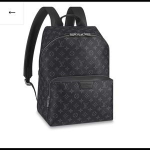 Louis Vuitton discover backpack